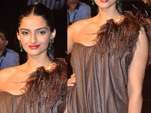 Sonam Kapoor s CHOCOLATE dress
