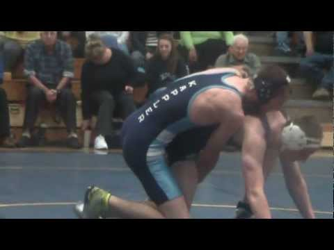PINE BUSH WRESTLING 10-11 HIGHLIGHT