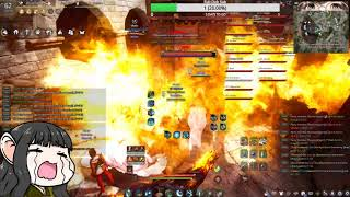 Black Desert Online Shai Lv62  Node War . Toot vs Ares vs Pay2Whine
