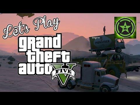 Let's Play - GTA V - CarDuckEn