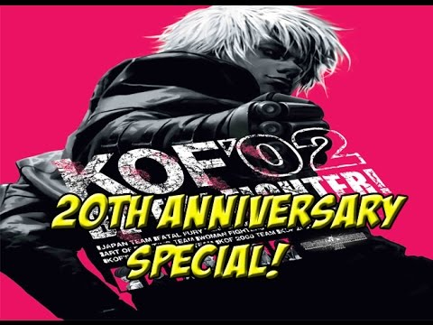King of Fighters 20th Anniversary Special! 2002 Unlimited Match! - YoVideogames