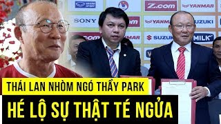 Sự thật té ngửa với tin đồn Thái Lan nhắm thầy Park làm HLV trưởng