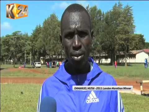 Wilson Kipsang' defends Kenya's athletes over doping claims