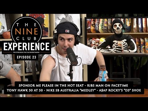 The Nine Club EXPERIENCE | Episode 23 - Ribs Man & Sponsor Me Please