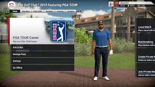 Bobosfinger & JDunc golfing