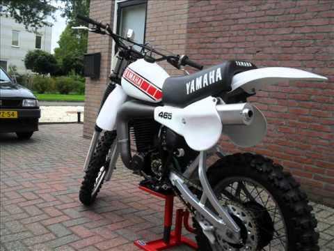 Bouw YZ465
