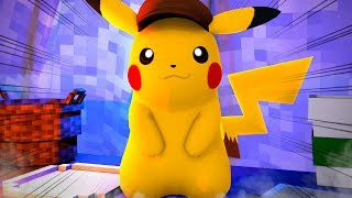 Detective Pikachu in The Pizzeria ?! - Minecraft FNAF Roleplay