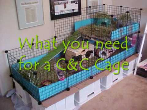 C c cages youtube for Making a c c cage