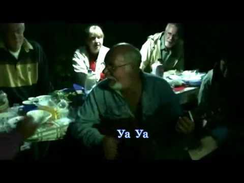 Лагерные песни - Кожанные куртки