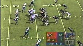 Tim Couch vs  South Carolina 1997