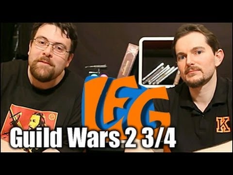 Looking For Games - Guild Wars 2 - Episode 3/4 : Le end game