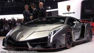 €3.0m Lamborghini Veneno LP750-4 Hypercar