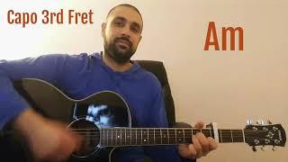 Download Lagu Justin Timberlake (Ft. Chris Stapleton) Say Something - Acoustic Guitar Lesson/Tutorial (Straw Owl) Gratis STAFABAND