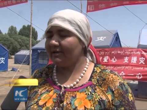 Eid festival in quake-hit Pishan, Xinjiang
