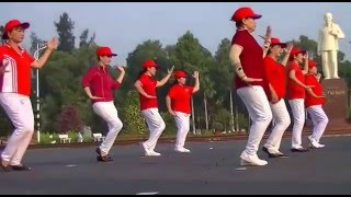 CLBDS Công viên  :  Nhịp điệu Sếu đầu đỏ