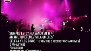 Q Productions presents Selena Quintanilla Live 1993