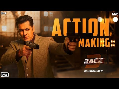 Race 3 | Action Making | Salman Khan | Remo D'Souza thumbnail