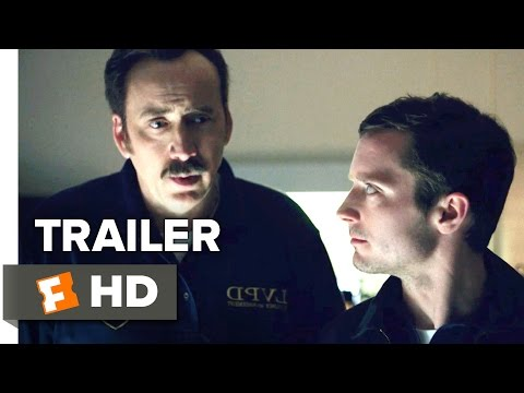 The Trust Official Trailer #1 (2016) - Elijah Wood, Nicolas Cage Movie HD