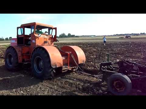 Wagner TR6 Plowing, Half Century of Progress, Rantoul IL
