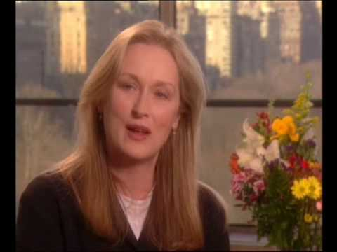 Meryl Streep - Making of