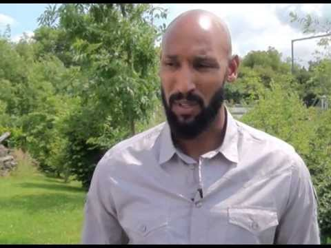 Nicolas Anelka's first interview as a West Bromwich Albion player