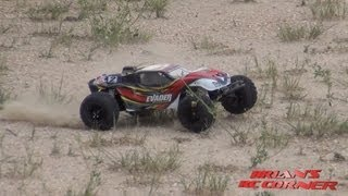 Duratrax Evader Brushless 2.4GHz RTR - What's in the Box and Drive Testing