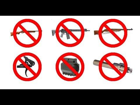 H.R. 3999 Gun Control Legislation