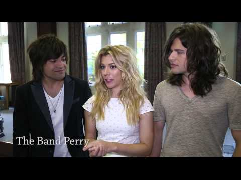 Songwriting Session with The Band Perry  ACM Lifting Lives Music Camp 2014