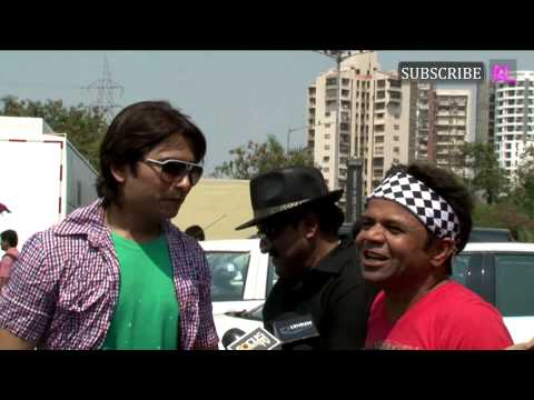 On location of movie Hume Toh Loot Liya |  Part 1