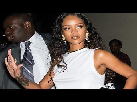 CBS Pulls Rihanna Song After Her Profane Tweet