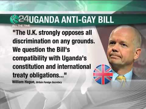 "U.S ""Reviewing"" Its Relationship With Uganda Following Enactment Of Anti-Gay Law"