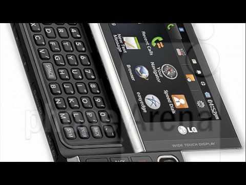 LG 235C Video clips