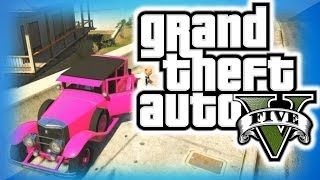 GTA 5 Online Funny Moments 17 - Valentine