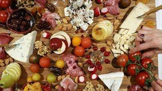 Պանրեղենի Սկուտեղի Ձևավորում - Cheese Board - Հեղինե - Heghineh Cooking Show in Armenian