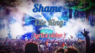 Shame Elle King Audio