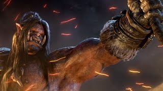Blood-C - World of Warcraft: Warlords of Draenor Cinematic
