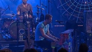 Coldplay Paradise Live On Letterman