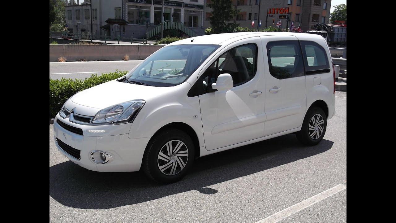 citroen berlingo combi n1 16 hdi 90 cv multispace