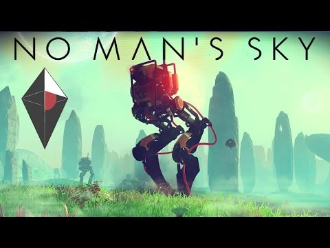 NO MAN'S SKY GAMEPLAY - RARE PLANETS & KILLING SENTINELS - PS4