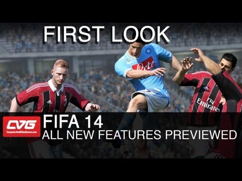 FIFA 14 - ALL NEW features explained