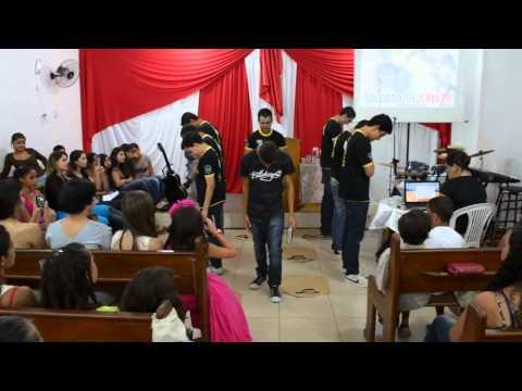 Teatro Gospel efésios 6 Revesti vos de toda a armadura de Deus.