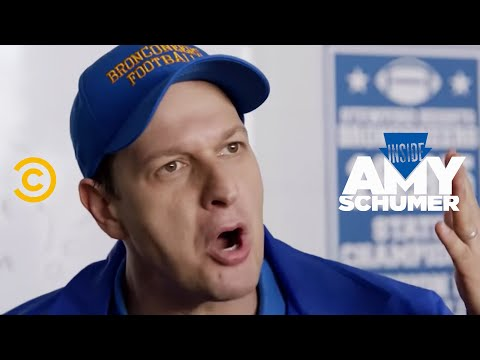 Inside Amy Schumer - Football Town Nights