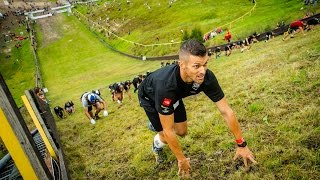The Steepest Running Race in Europe - Red Bull 400