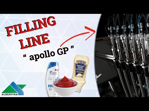 Albertina - filling machine Apollo GP