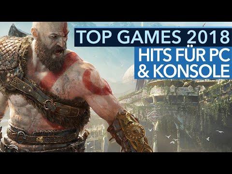 Top Games 2018 - Die besten Spiele die ihr JETZT für PC & Konsole kaufen könnt