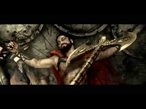 Смотреть ВСЕМ !!! Клип 300 Спартанцев Imperatrix  Mundi HD