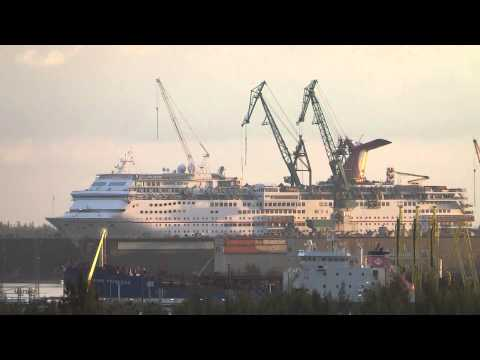 Morning Arrival in Freeport, Bahamas Aboard the Carnival Sunshine
