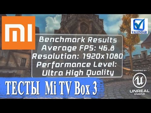 Тесты и бенчмарки Xiaomi Mi TV Box 3 Enhanced полная информация о ТВ приставке