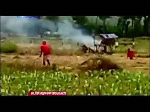 Bentrok Antar Desa, Warga Gunakan Senjata Api Rakitan dan Bakar Gubuk - BIP 30/11
