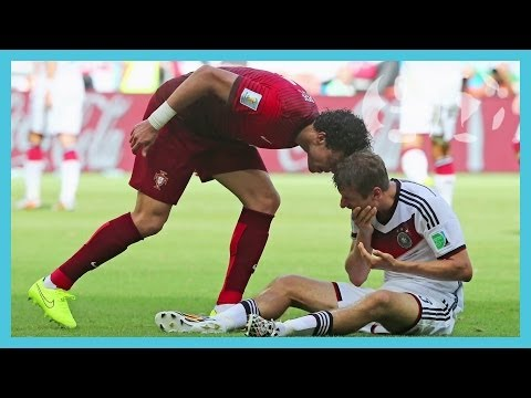 Pepe's headbutt, Ghana vs USA & Germany vs Portugal | Day 6 | World Cup Show
